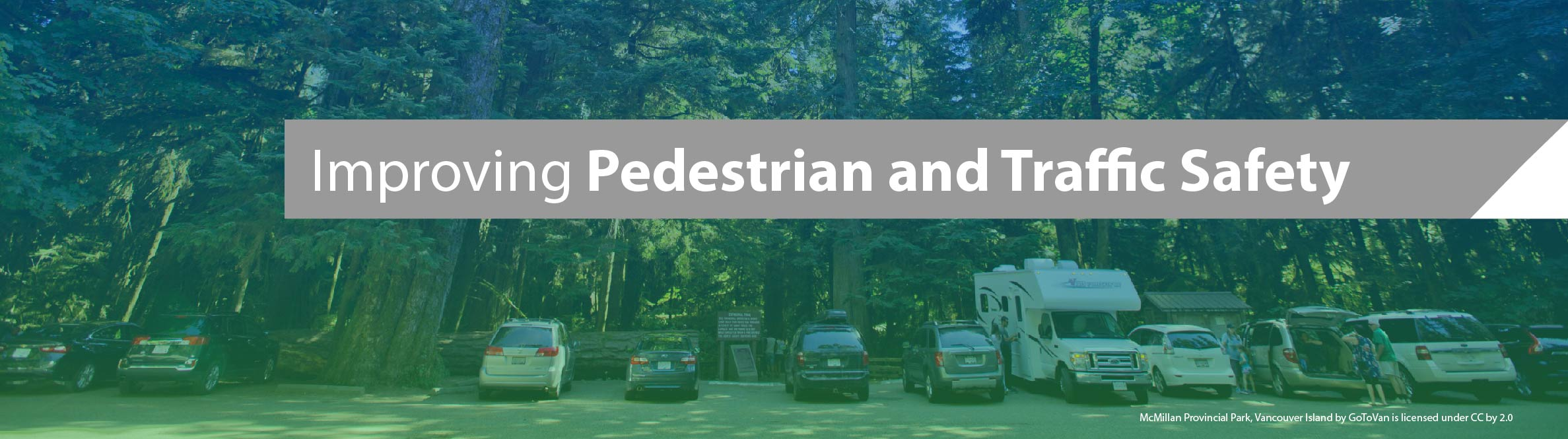 Improving Pedestrian and Traffic Safety
