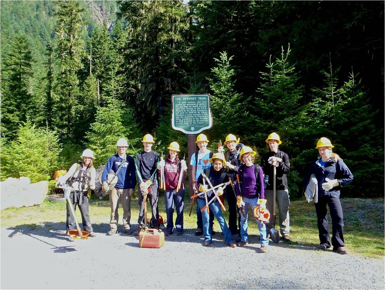Guest Blog – Kelley Cook, Dewdney Trail, Manning Park   BC
