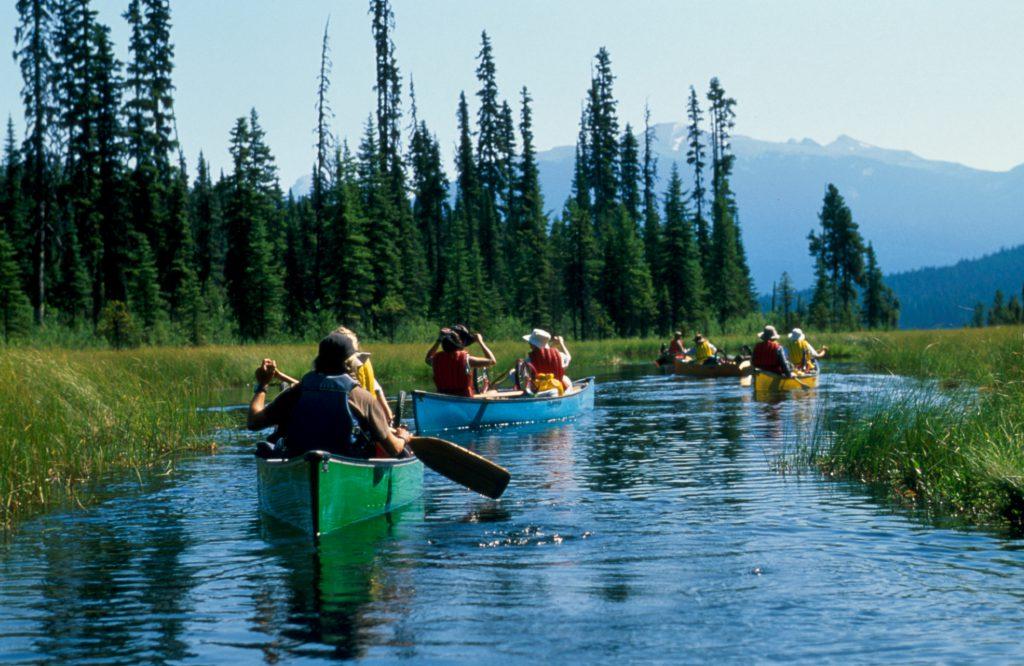 Bowron Lake Canoe Circuit