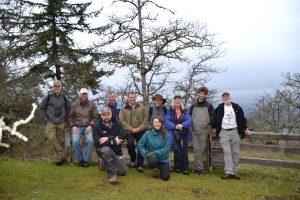 16.02.27 Eco Reserves wardens_Mt Tzu field trip