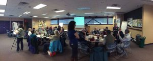 Warden Meeting_Day 1 workshop photo