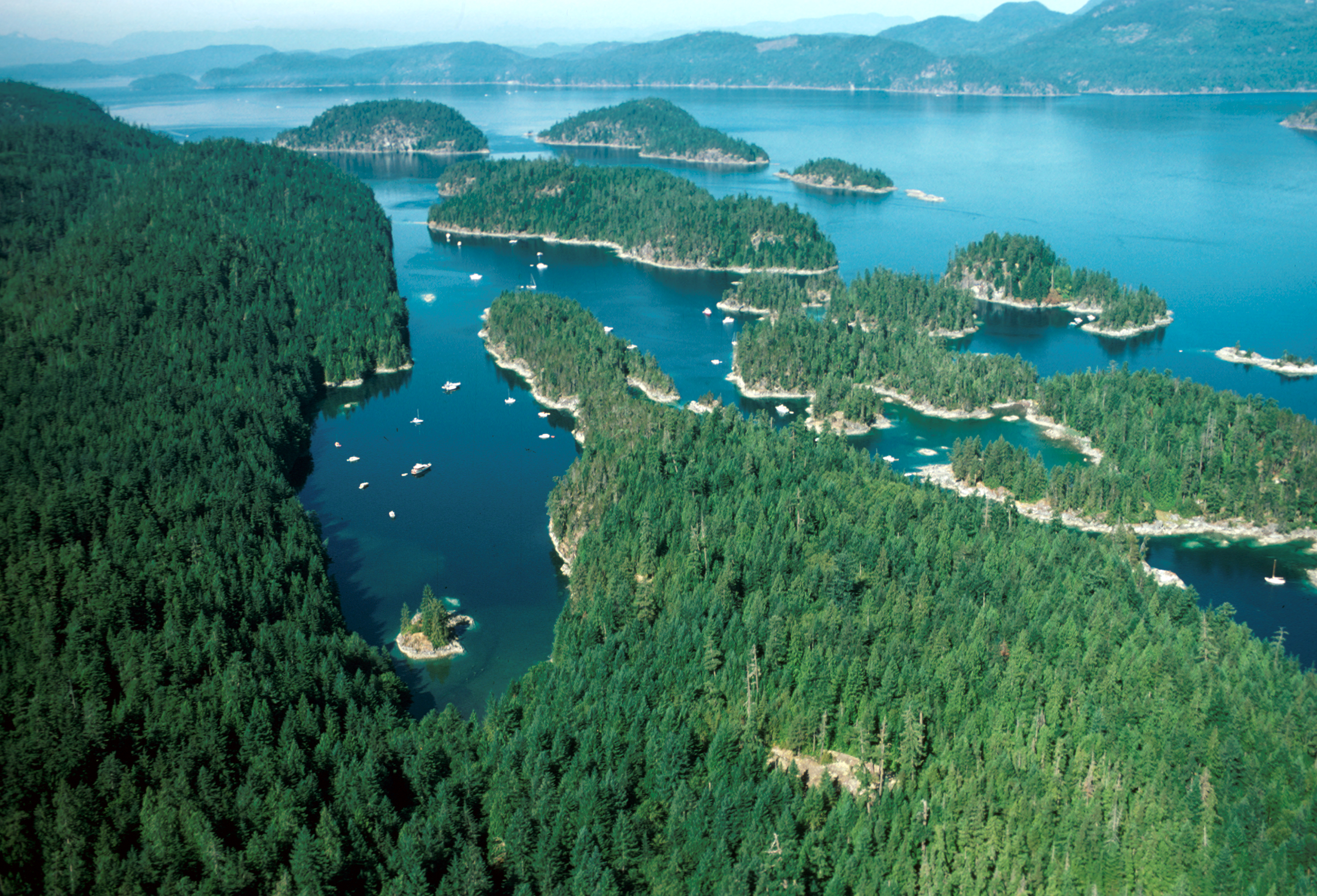 BC Parks BlogBritish Columbia's Marine Parks Make Boat-Camping Easy