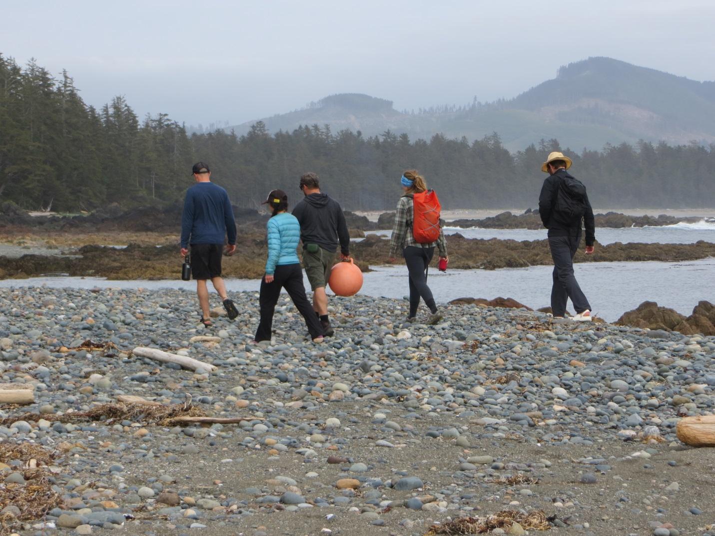6 tips for adventuring at raft cove provincial park bc parks blog low tide nvjuhfo Images